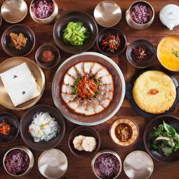 Korean foodproduct introduction k ribbon selection english healthy meal set forumfinder Images